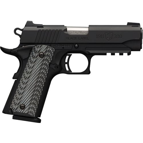 Browning 1911-380 Black Label Pro Compact .380 ACP Pistol - view number 1