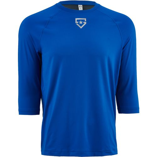 Under Armour Men's Heater 3/4 Sleeve Baseball Shirt