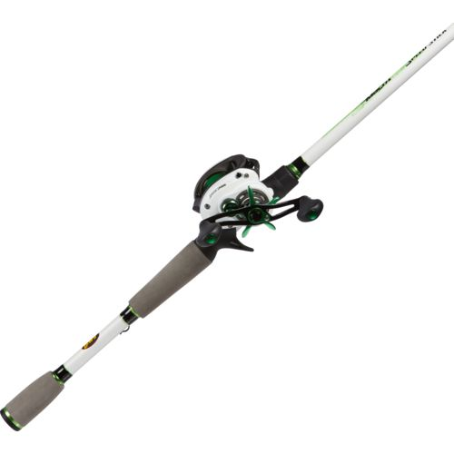 Display product reviews for Lew's MACH 1 Speed Spool 7 ft 2 in MH Freshwater Baitcast Rod and Reel Combo