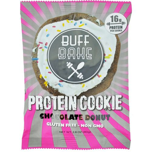 Buff Bake Protein Cookies