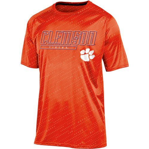Champion Men's Clemson University Fade T-shirt