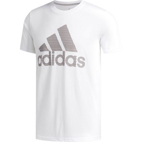 adidas Men's Badge of Sport Sizing T-shirt - view number 3