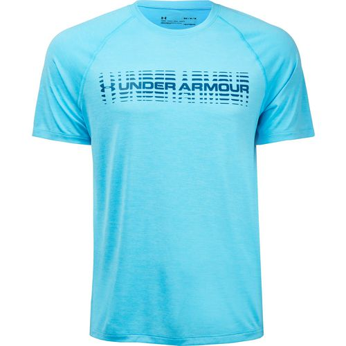 Under Armour Men's Tech Graphic T-shirt - view number 1