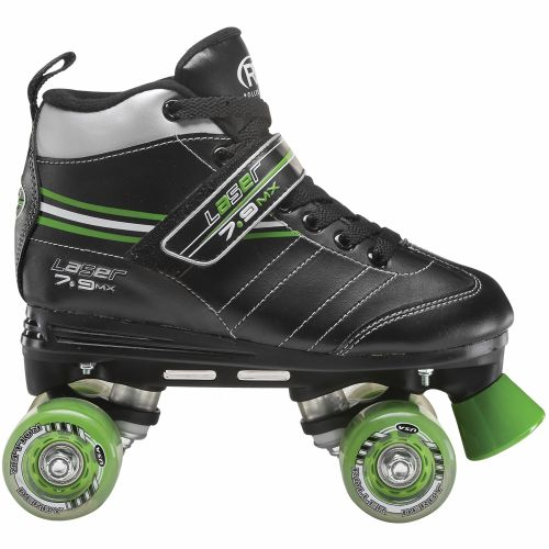 Roller Derby Boys' Laser 7.9 MX Quad Skates