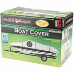 Marine Raider Gold Series Model C Boat Cover For 16' - 18.5' Fish And Ski Pro-Style Bass Boats - view number 2