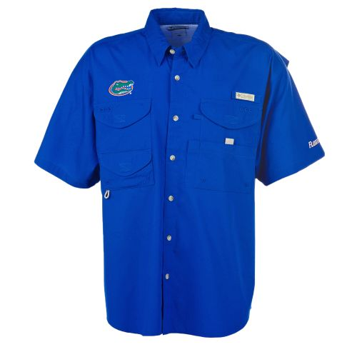 Image for Columbia Sportswear Men's Collegiate Bonehead™ University of Florida Shirt from Academy