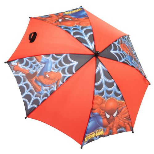 Image for Youth Berkshire Fashions Spider-Man Umbrella from Academy