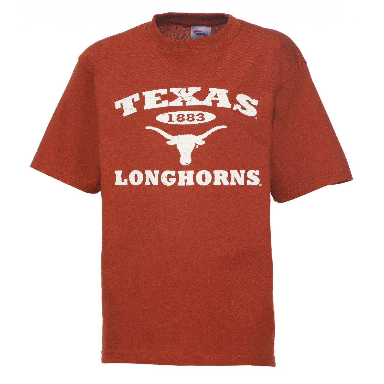 Viatran Kids University Of Texas At Austin T Shirt Academy
