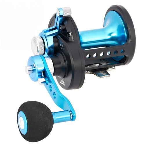Daiwa® Saltist® Lever Drag 2-Speed STTLD 50 Conventional Reel, Right-handed
