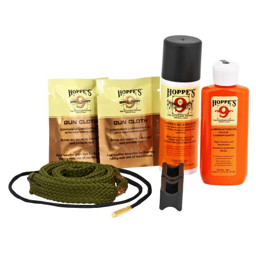 Hoppe's .357 - 38mm and 9mm Caliber BoreSnake Gun Cleaning Kit