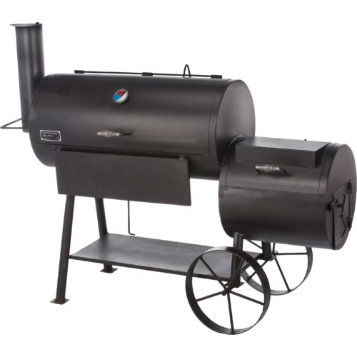 Old Country BBQ Pits Pecos Coal Smoker