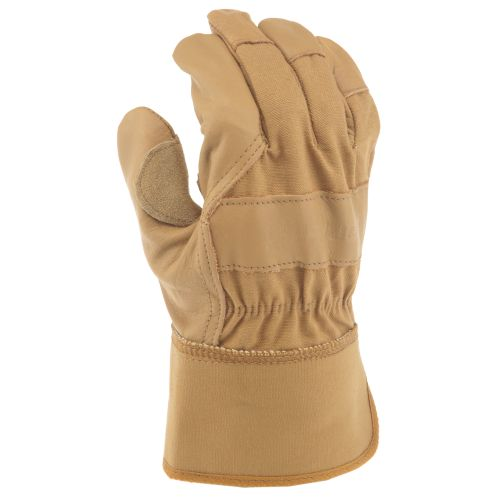 Image for Carhartt Men's Grain Leather Work Gloves from Academy