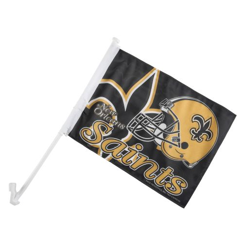 Tag Express New Orleans Saints Car Flag