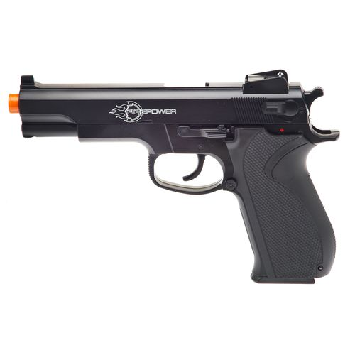 Firepower Metal Slide .45 Spring-Powered Airsoft Air Pistol