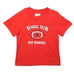 Viatran Toddlers' Texas Tech University Team Football T-shirt