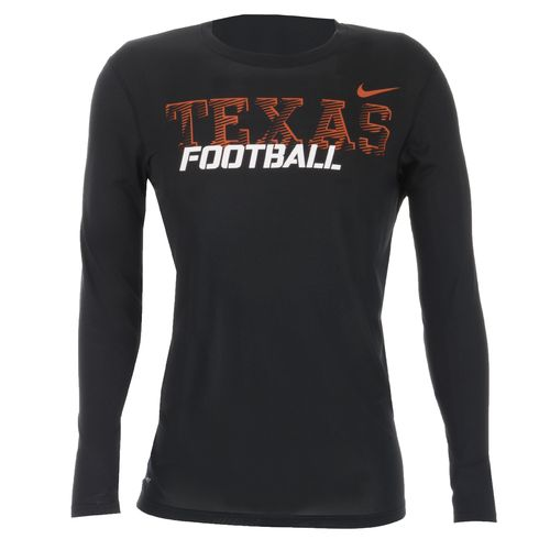 Nike Men's University of Texas Legend Conference Long Sleeve T-shirt