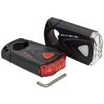 Bell Radian 550 LED Bicycle Headlight/Taillight Set