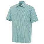Magellan Outdoors™ Men's Short Sleeve Bias Plaid Shirt