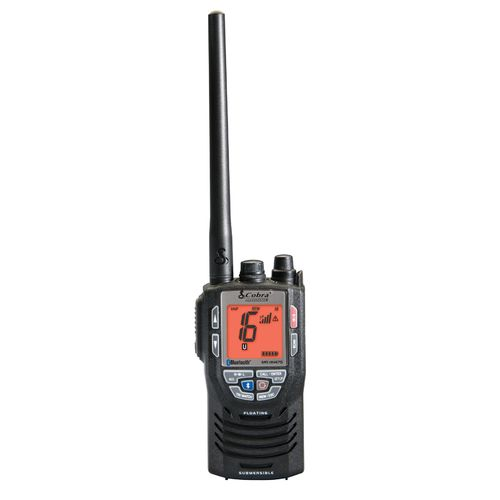 Cobra MR HH475 FLT BT Floating VHF Radio