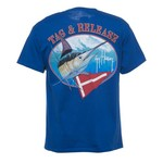 Guy Harvey Men's Tag and Release Eco T-shirt