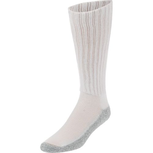 Image for Diabetic Care Adults' Over-the-Calf Antimicrobial Socks from Academy