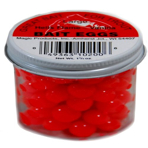 Display product reviews for Magic Hell's Flame Glo Bait Simulated Salmon Eggs