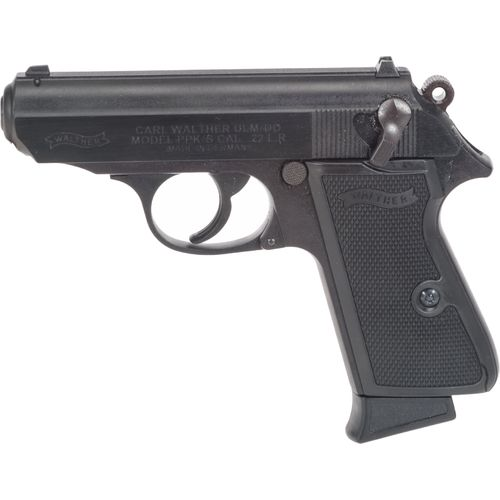 Walther PPK/S .22 LR Rimfire Pistol - view number 2