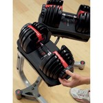 Bowflex® SelectTech® 552 Adjustable Dumbbell Set