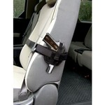 PSP Peacekeeper Concealed Carry Car Seat Holster - view number 1