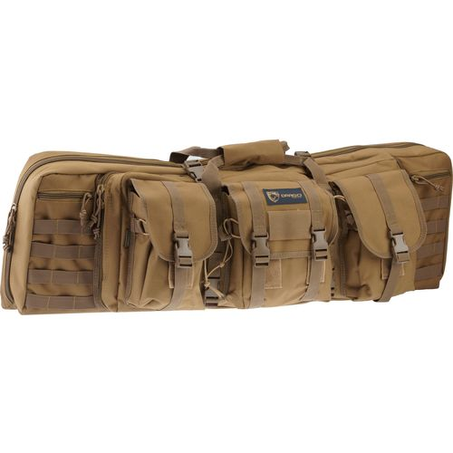"Display product reviews for Drago Gear 36"" Double Gun Case"
