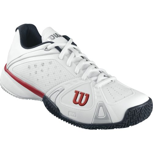 Wilson Men s Rush Pro Clay Court Tennis Shoes
