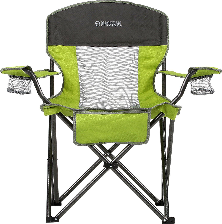 magellan outdoors big comfort mesh chair - Outdoor Folding Chairs