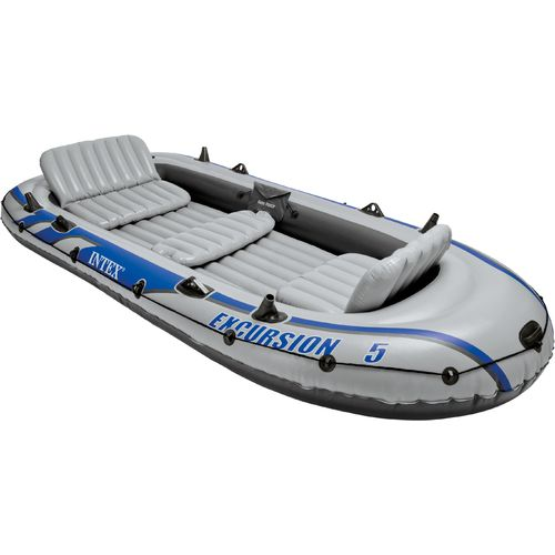 Display product reviews for INTEX Excursion 5 12 ft Boat