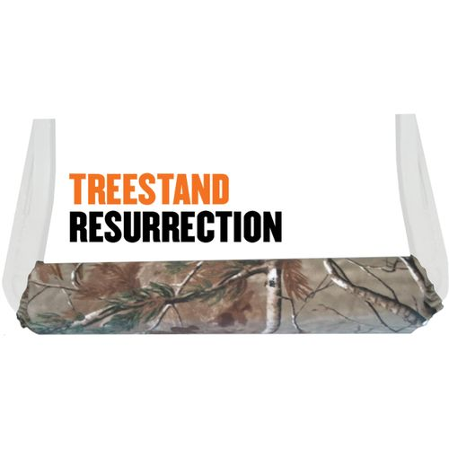 Cottonwood Outdoors Weathershield Treestand Resurrection G-Slam Shooting Rail Pad - view number 2