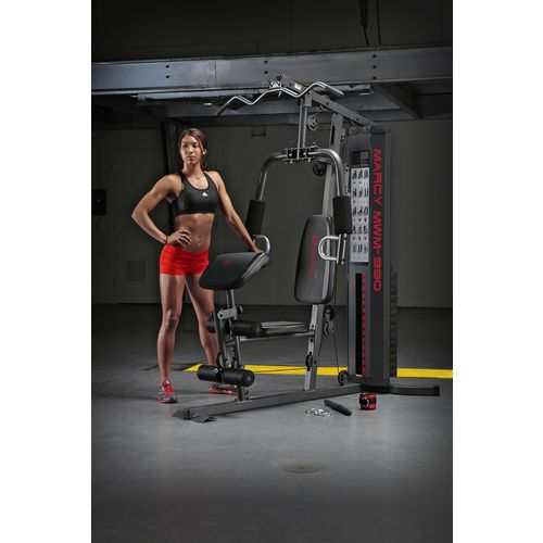 Display product reviews for Marcy MWM-990 150-Stack Home Gym