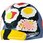 Speedo Adults' Elastomeric Sushi Boat Swim Cap