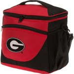 Logo Chair University of Georgia 24-Can Cooler Tote