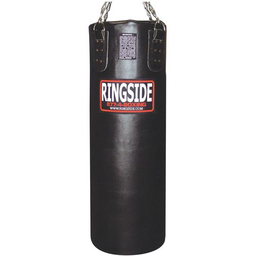 Ringside 65 lb. Filled Leather Heavy Bag