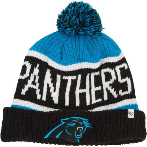 '47 Men's Carolina Panthers Calgary Cuff Knit Cap