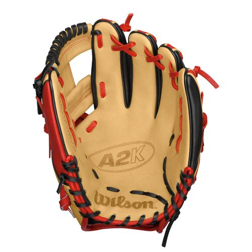 "Wilson Adults' A2K Brandon Phillips 11.5"" Infield Baseball Glove"