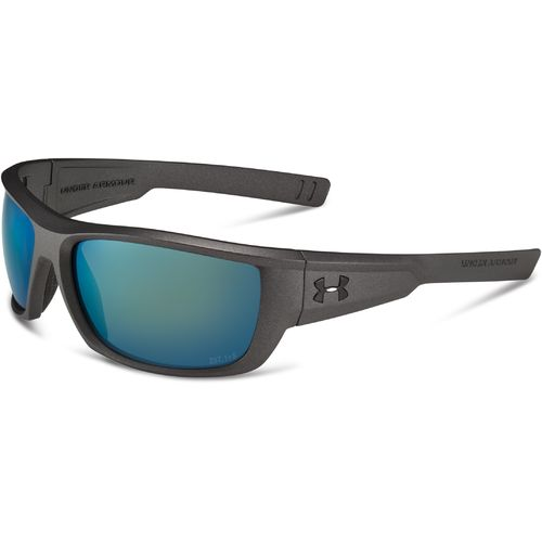 Under Armour Adults' Rumble Storm Polarized Sunglasses