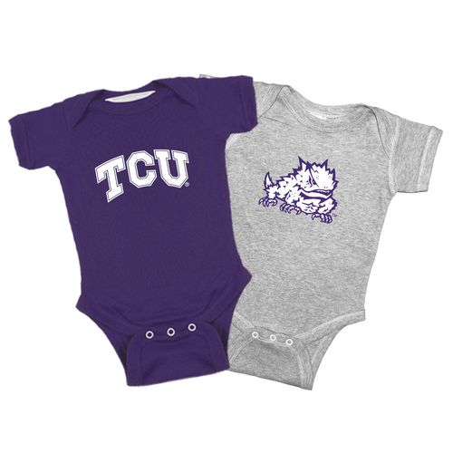 Horned Frogs Infants Apparel
