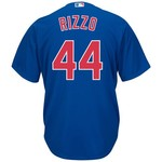 Majestic Men's Chicago Cubs Anthony Rizzo #44 Cool Base® Replica Jersey - view number 1