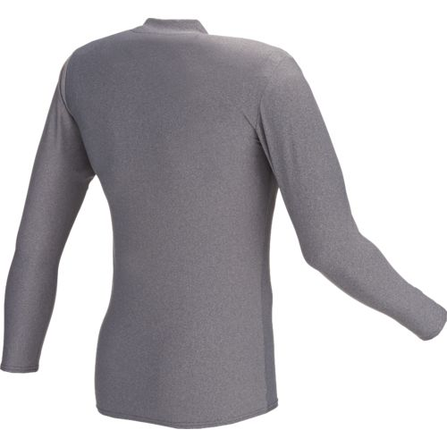 BCG Men's Cold Weather Long Sleeve Mock Neck Baselayer Shirt - view number 2