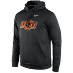 Nike Men's Oklahoma State University Perfect Practice Pullover Hoodie