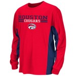 Colosseum Athletics Kids' University of Houston Poly Long Sleeve T-shirt