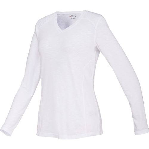 BCG™ Women's Explorer Long Sleeve V-neck Slub T-shirt