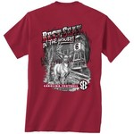 New World Graphics Men's University of South Carolina Best Seat T-shirt
