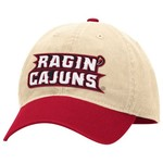 adidas™ Men's University of Louisiana at Lafayette Adjustable Slouch Cap