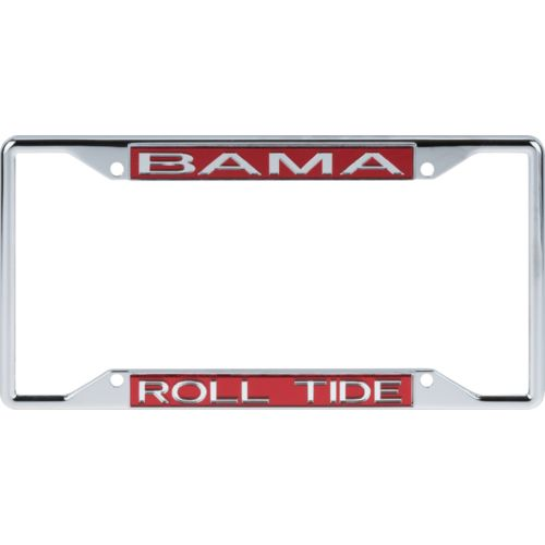 Display product reviews for Stockdale University of Alabama License Plate